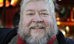 Peter Harrysson kommer till senioreventet i Helsingborg.