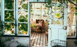 Växthus – hjärtat i din trädgård
