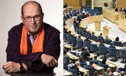 Jan Scherman: Sveriges riksdag slår ett unikt rekord i åldersfascism