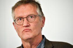 Vad kan du om statsepidemiolog Anders Tegnell?