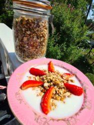 Karins müsli förgyller frukosten