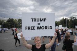 Här är konspirationsteorin som lockar Trump-anhängare