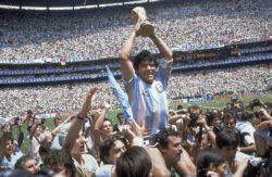 Vad kan du om Maradona?