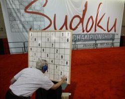Premiär för sudoku på News55