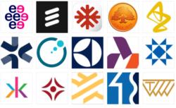 Känner du igen börsföretagens loggor?