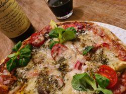 Se upp Ingrosso och Zazzi: nu gör vi egen pizza!