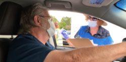 USA: Här har seniorer fått gräddfil till vaccineringen