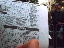 Klarar du vårt nya sudoku?