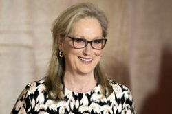 Meryl Streep har en roll i 'Don't look up'.