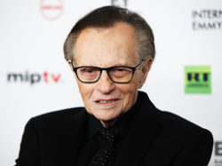 Journalistveteranen Larry King är död